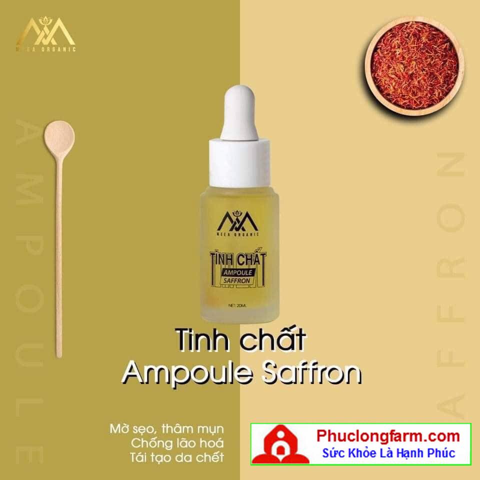 TINH CHẤT AMPOULE SAFFRON - 270.000 Đ